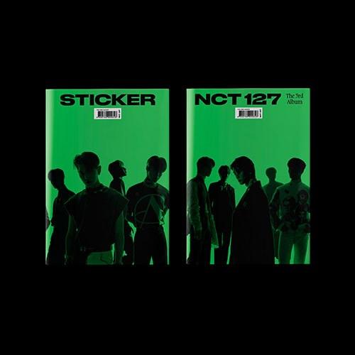 NCT 127(엔시티 127) - 정규3집 [Sticker] (Sticky Ver.)