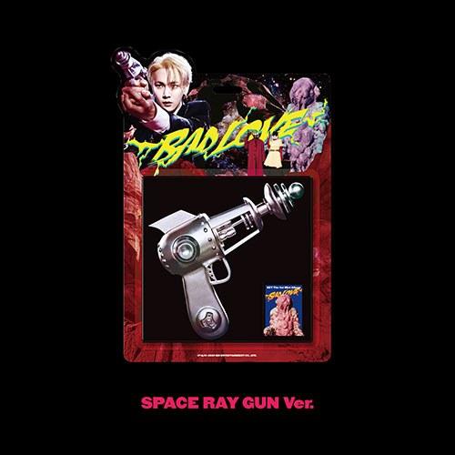 키 (KEY) - 미니1집 [BAD LOVE] (SPACE RAY GUN Ver.)