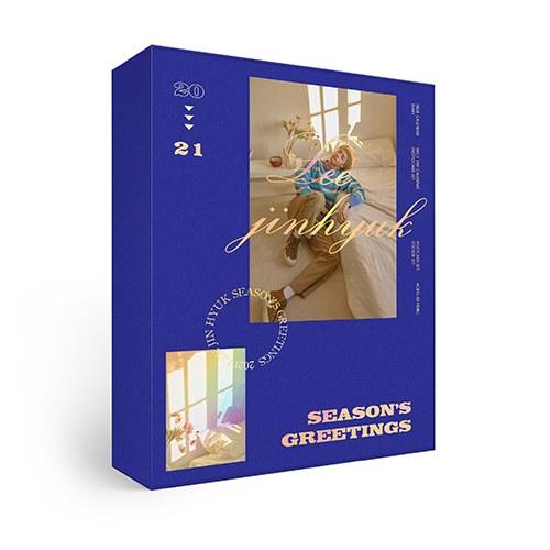 이진혁 (LEE JIN HYUK) - 2021 SEASON'S GREETINGS (2021 시즌그리팅)