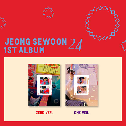 [세트] 정세운 (JEONG SEWOON) - 정규1집 [24] PART 2